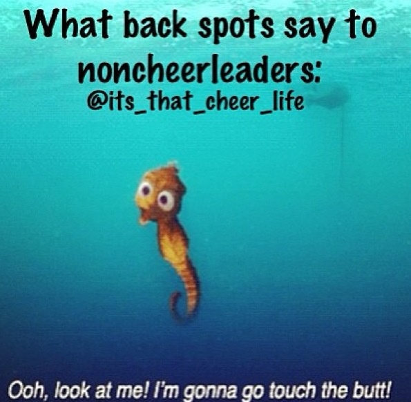 Cheerleading Friend Quotes: 25+ Best Funny Cheer Quotes On Pinterest
