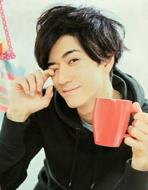 Xixi, i know that he a singer from hey say jump, but he the only member i like from hey say jump. I dont eve know that gruop! Hehe sorry for that