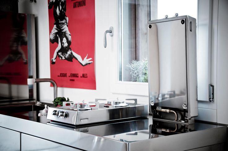 190 KITCHENS - designer Compact kitchens from ALPES-INOX ✓ all information ✓ high-resolution images ✓ CADs ✓ catalogues ✓ contact information..