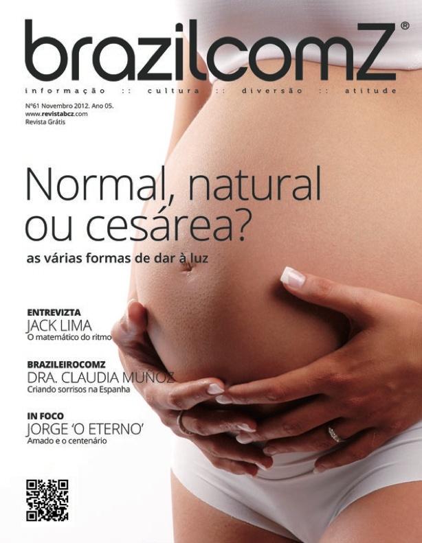 Revista Brazil com Z - NOV/12