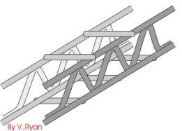 Model Art Straw Bridge Project - Page 1