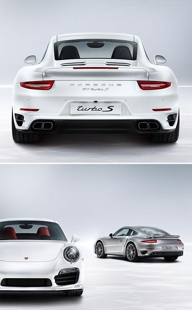 2014 Porsche 911 Turbo and Turbo S at werd.com