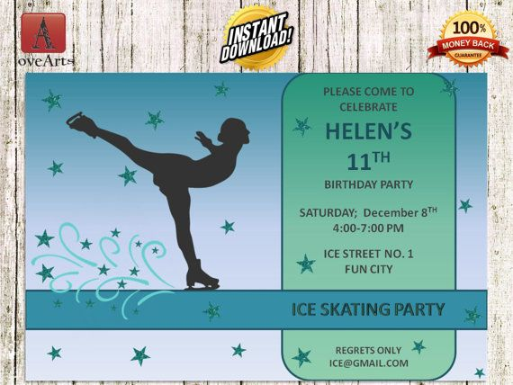 Hey, I found this really awesome Etsy listing at https://www.etsy.com/listing/248928290/instant-download-ice-skating-invitation