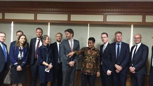 Denmark Tertarik Untuk Berinvestasi Pada Industri Pengolahan Daging Babi Di Indonesia ~ Berita Penting