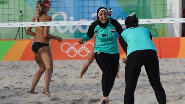 Olympians bersaing dalam pakaian penuh Muslim yang jauh dari 'dibebaskan' | PT Solid Gold Berjangka News
