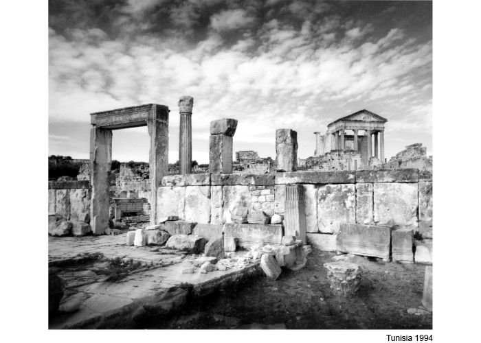 """""""Tunisia"""" by Mimmo Jodice ©"""