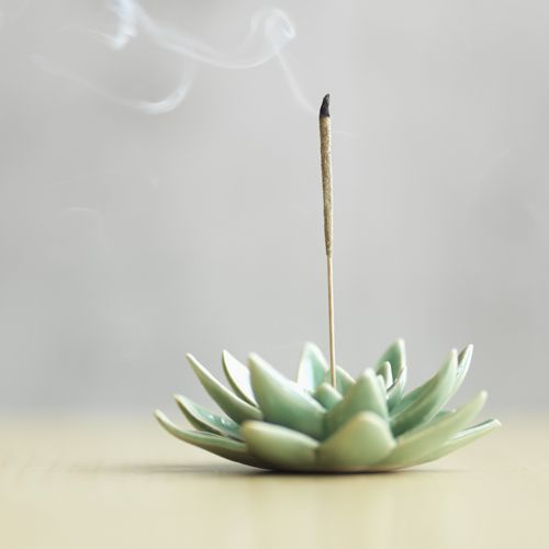 Lotus incense - cleansing of auras, spiritual awakening