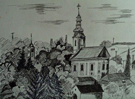 Szent Miklós templom, Eger.