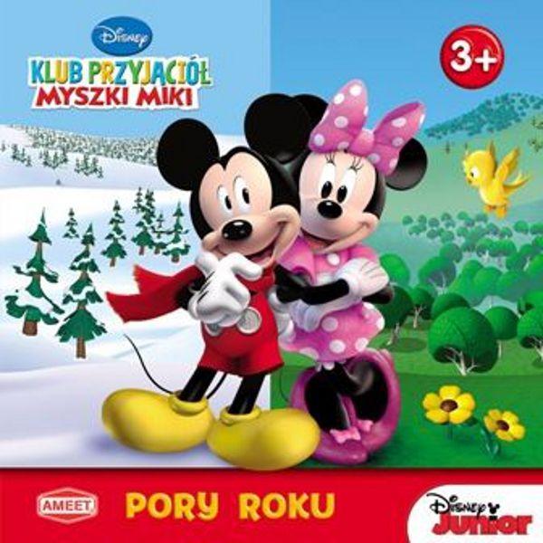 #Książka dla dzieci Pory Roku #Klub przyjaciół Myszki Miki