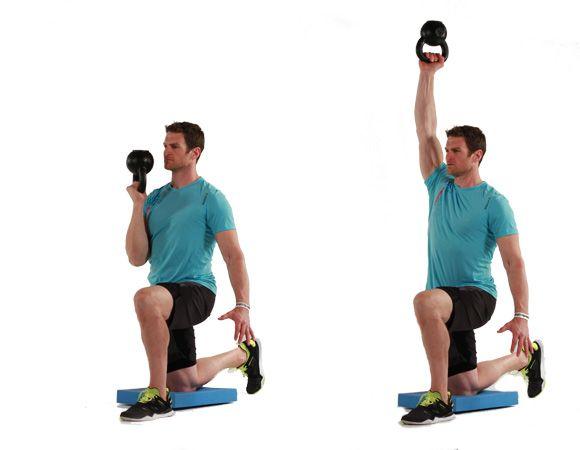 15 Exercises To Build Boulder Shoulders Shoulder Workout Exercise Kettlebell Abs