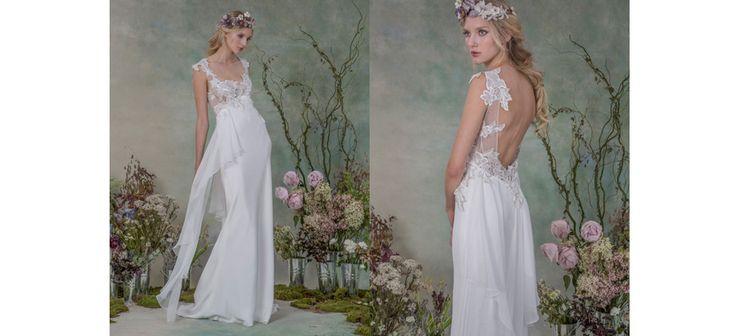 Elizabeth Fillmore Bridal   Fall 2015   Ivy