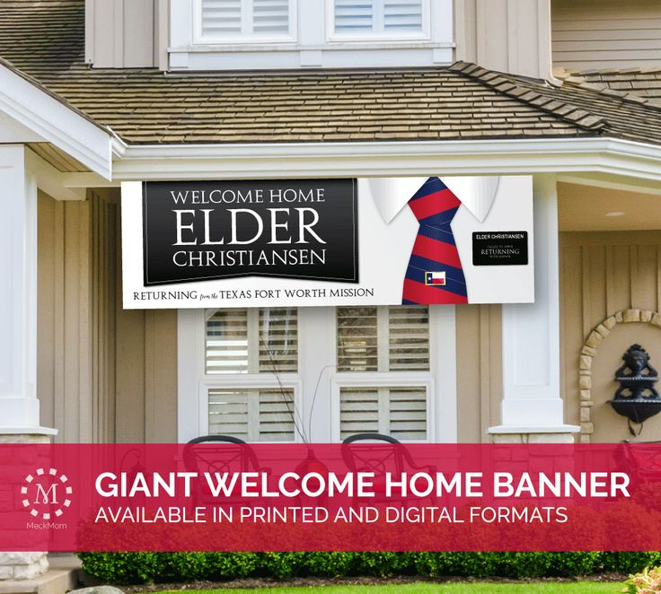 11 Best Missionary Welcome Home Ideas Images On Pinterest