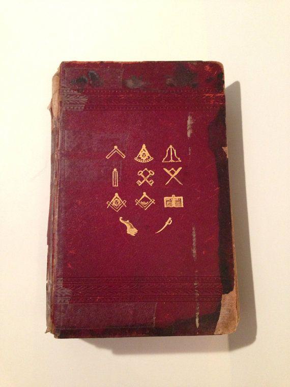 The History of Freemasonry book on Etsy, $32.50
