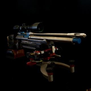 Air Rifle Benchrest