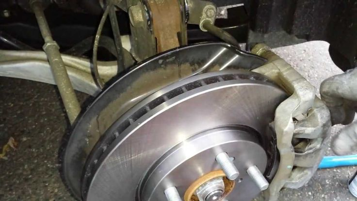 How to change brake pads on Honda, Honda brake job, honda brake parts  p...