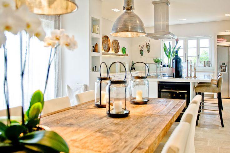 Esprit de campagne new kitchen pinterest kitchens for Table esprit campagne