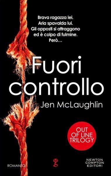 Un esordio travolgente  Fuori controllo di Jen McLaughlin se volete leggere la mia rec la trovate qui: http://libricheamore.blogspot.it/2014/11/anteprima-fuori-controllo-di-jen.html Aspetto i vostri commenti