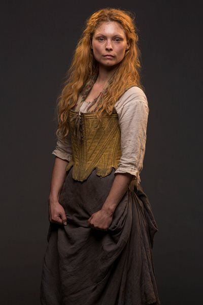BBC2's Banished: New pictures of Ripper Street's MyAnna Buring,  in Jimmy McGovern new drama