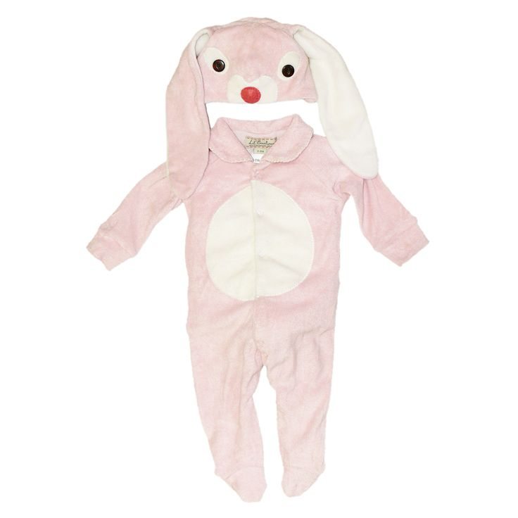 Lovely baby and toddler Easter bunny costume for girls