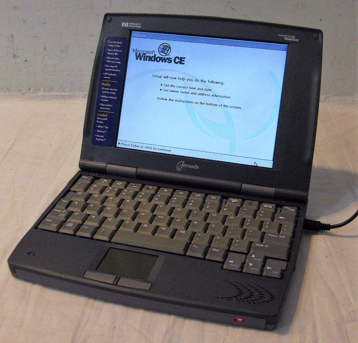 HP F1260A Jornada 820