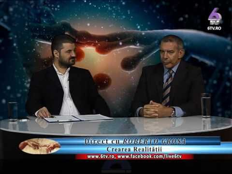 DIRECT CU ROBERTO GROSA 2016.10.06 - Invitat Bruno Medicina