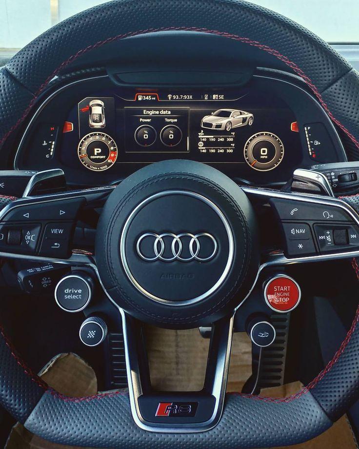 Best 25+ Audi R8 Interior Ideas On Pinterest