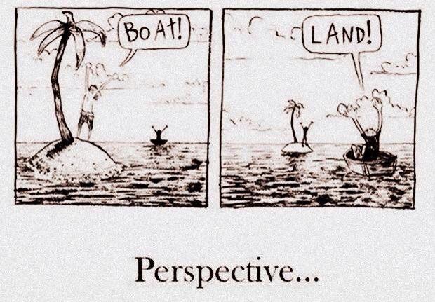 Questione di punti di vista .. Life!