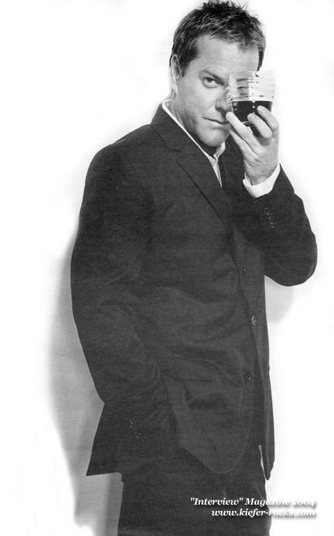 Kiefer - Kiefer Sutherland Photo (5905451) - Fanpop