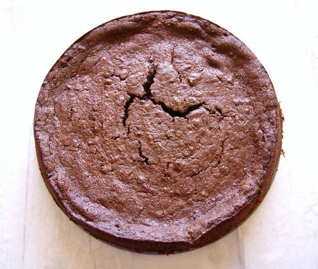 Dark Chocolate Chestnut Cake, grain free and Paleo