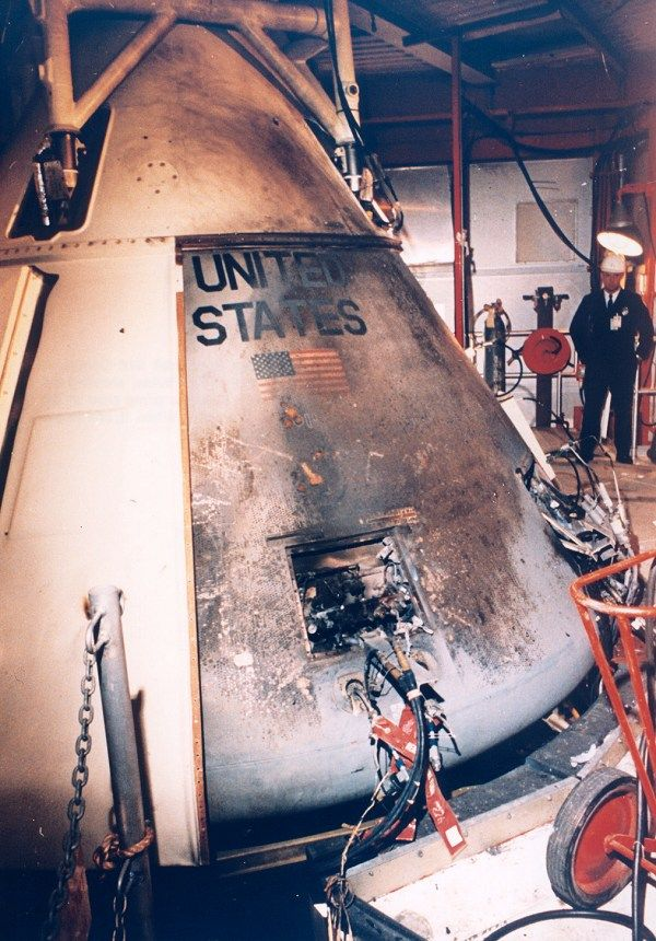 facts about apollo space program - photo #42