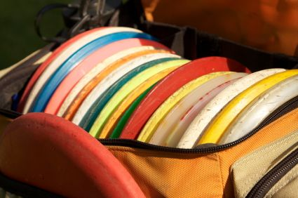 Disc golf...How to pick the correct discs for women..