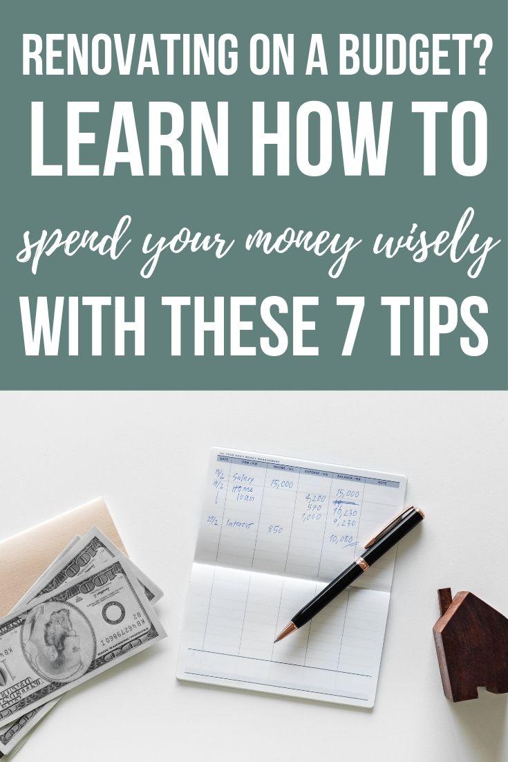 Wenn Sie mit kleinem Budget renovieren, müssen Sie dies lesen! Erfahren Sie, wie Sie …   – Do It Yourself Today