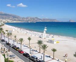 Albir Playa, Spain