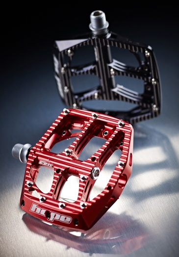 HOPE F20 PEDALS - Red