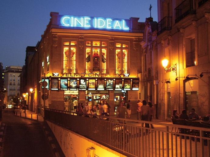 Cine Ideal, #Madrid