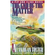 Pip and Flinx - End of Matter by Alan Dean Foster.  I have the whole series