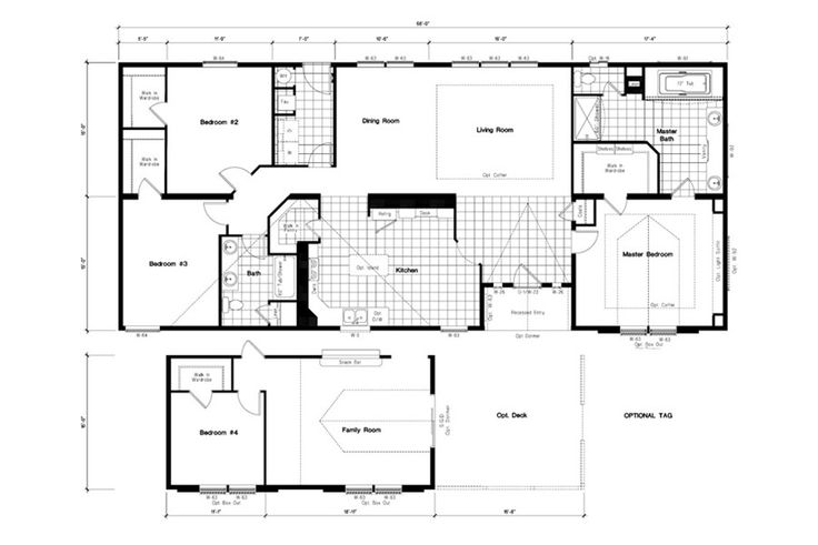 Floorplan Meadow View With Tag 2447sq