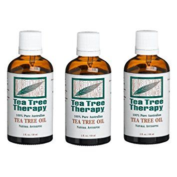 Tea Tree Therapy 100% Pure Australian Tea Tree Oil, 2-Ounce Bottle (3-Pack) Review