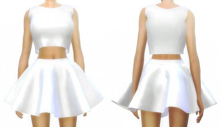 zhutra[SIMS 4] 'Melanie Martinez' Inspired Clothing