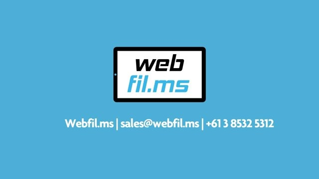 Your website is incomplete without a Webfilm - http://vimeo.com/66708195 http://webfil.ms/