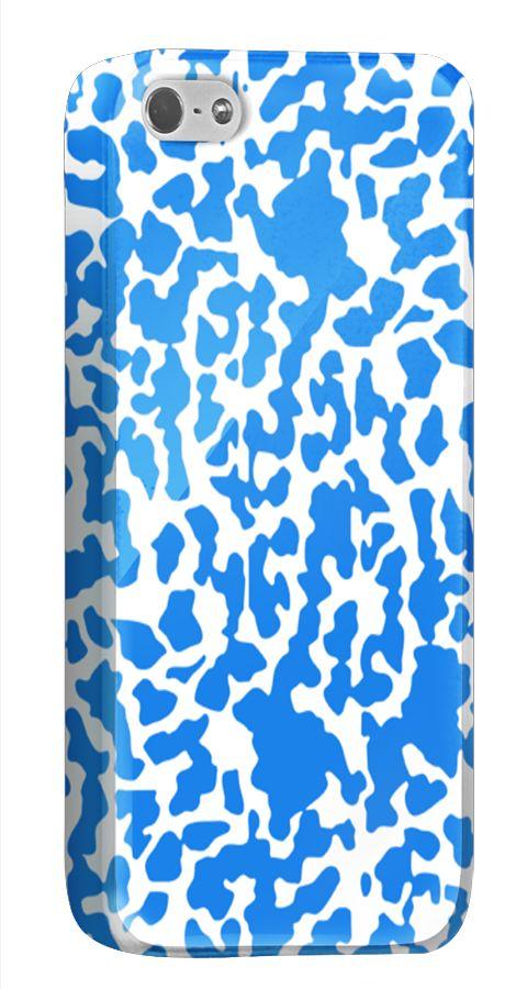 ダルメシアンの模様をブルーに置き換えてみました http://originalprint.jp/ls/215319/3211b0e524ad9f79c167ecedd1ca67f361b28cfc