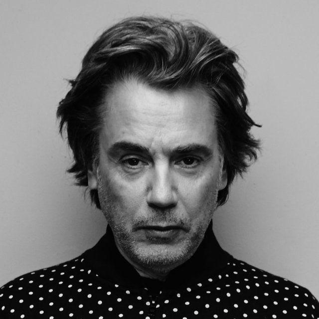 Jean-Michel Jarre (1948) - French composer, performer and music producer. Photo © Jens Koch