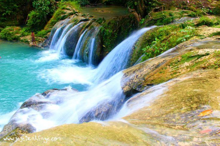 Hagimit Falls Samal Beaches And Resorts Pinterest Davao Fall And Islands