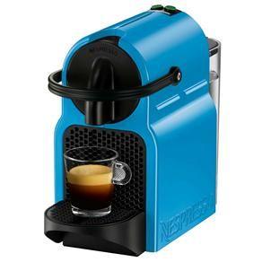 Cafeteira Nespresso Inissia Preparo de Espresso e Longo, 19 Bar de Pressão – Azul - Cafeteiras Expresso no Pontofrio.com