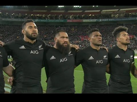 New Zealand vs Wales rugby 18.06.2016 Test match 2 Spring Tours HD