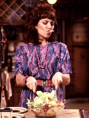 "Peggy Bundy from ""Married With Children"""