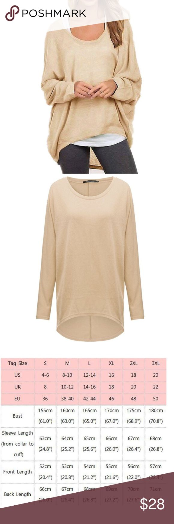 Hi lo semi sheer loose fit Tunic top in Tan Brand new in package. Material cotton & polyester. Semi sheer Tunic Top. This in NWOT retail. Tj boutique Tops Tunics