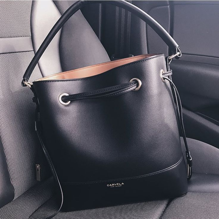 """209 Likes, 5 Comments - @ferynlouise on Instagram: """"Taking this beautiful bag out for the day . . . #blogger #black #blackbag #carvela #kurtgeiger…"""""""