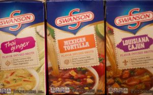 Swanson® Flavor Infused Broths - Approved for the Bariatric Liquid Diet. Gastric Sleeve or Gastric Bypass postop healing diet.