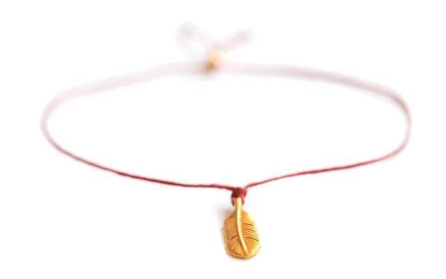 Cutest-Feather-bracelet
